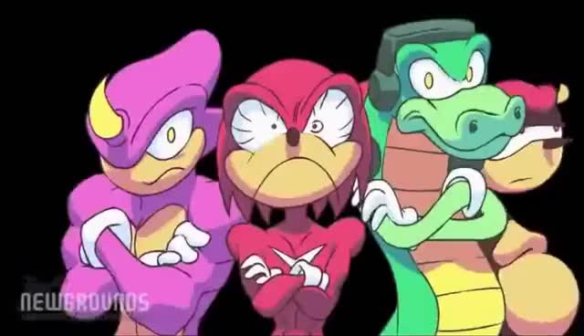 Watch and share Chaotix GIFs on Gfycat