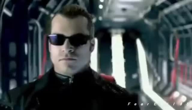 Watch and share Albert Wesker GIFs and Shawn Roberts GIFs on Gfycat