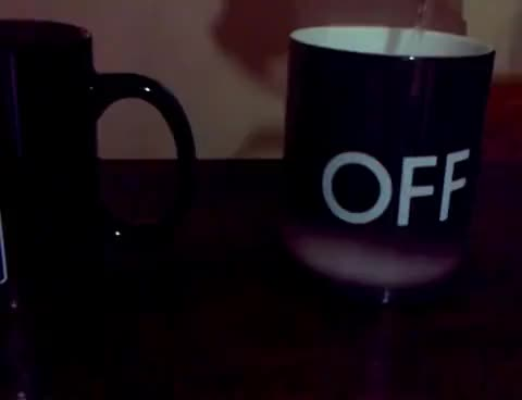 Watch and share Taza MAGICA GIFs on Gfycat