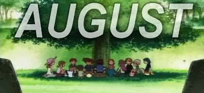 Watch and share Happy 1st Of August GIFs and Digimon Adventure GIFs on Gfycat