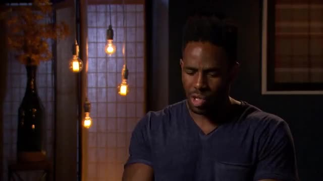 Watch Blood Everywhere - The Bachelorette GIF on Gfycat. Discover more abc, celebrity, celebs, erik king GIFs on Gfycat