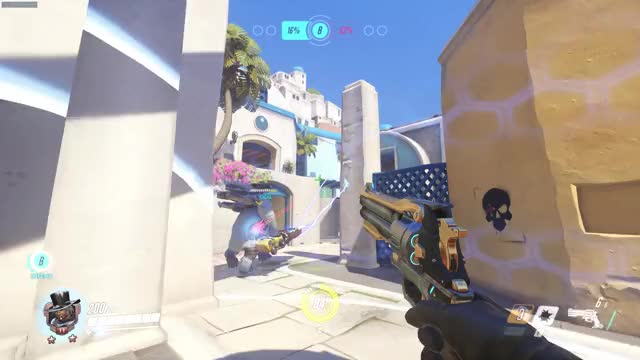 Watch and share Overwatch GIFs by BLegend on Gfycat