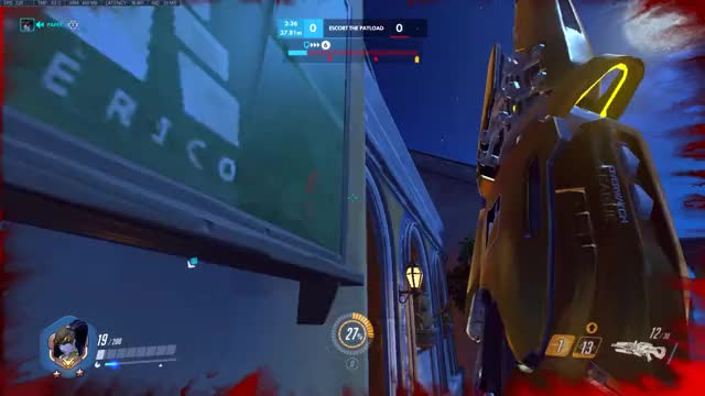 Watch and share Overwatch GIFs by Paper on Gfycat
