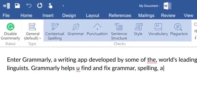 Watch and share Clear And Compelling Writing   Grammarly GIFs on Gfycat