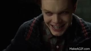 Watch and share Joker Laughing GIFs on Gfycat