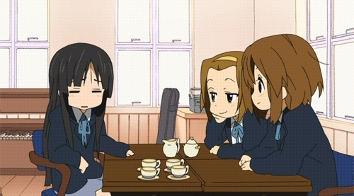 K-On!! Explosion GIFs