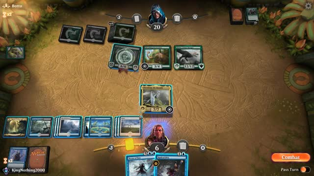 Watch and share Mtg Arena GIFs and Chromium GIFs by KingNothing2000 on Gfycat