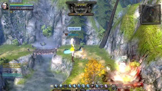 Gladiator Finish Attack Dragon Nest GIF | Find, Make & Share