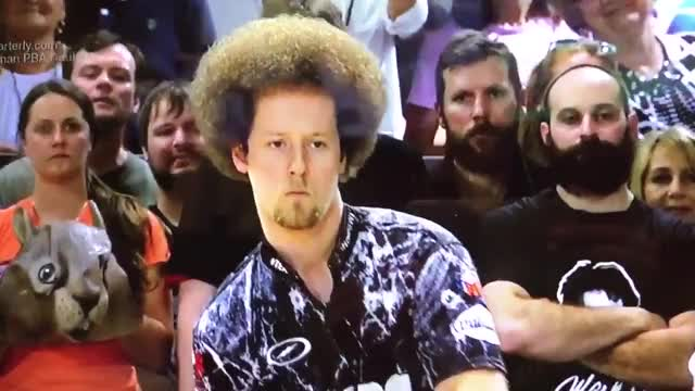 Watch Maximiliano Bretos - I will watch more bowling 🎳, if this guys is involved . Bob Ross can roll. GIF on Gfycat. Discover more whitepeoplegifs GIFs on Gfycat