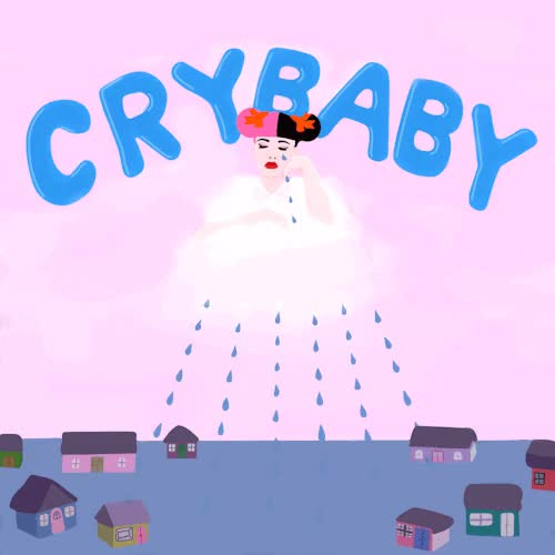 Watch and share Melanie Martinez GIFs and Cry Baby GIFs on Gfycat
