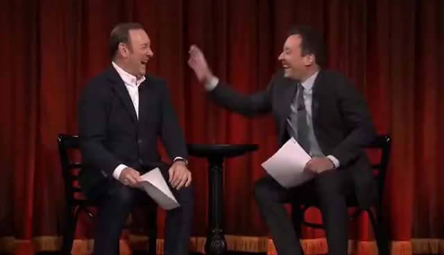 Watch and share MasterClass Junior With Kevin Spacey GIFs on Gfycat