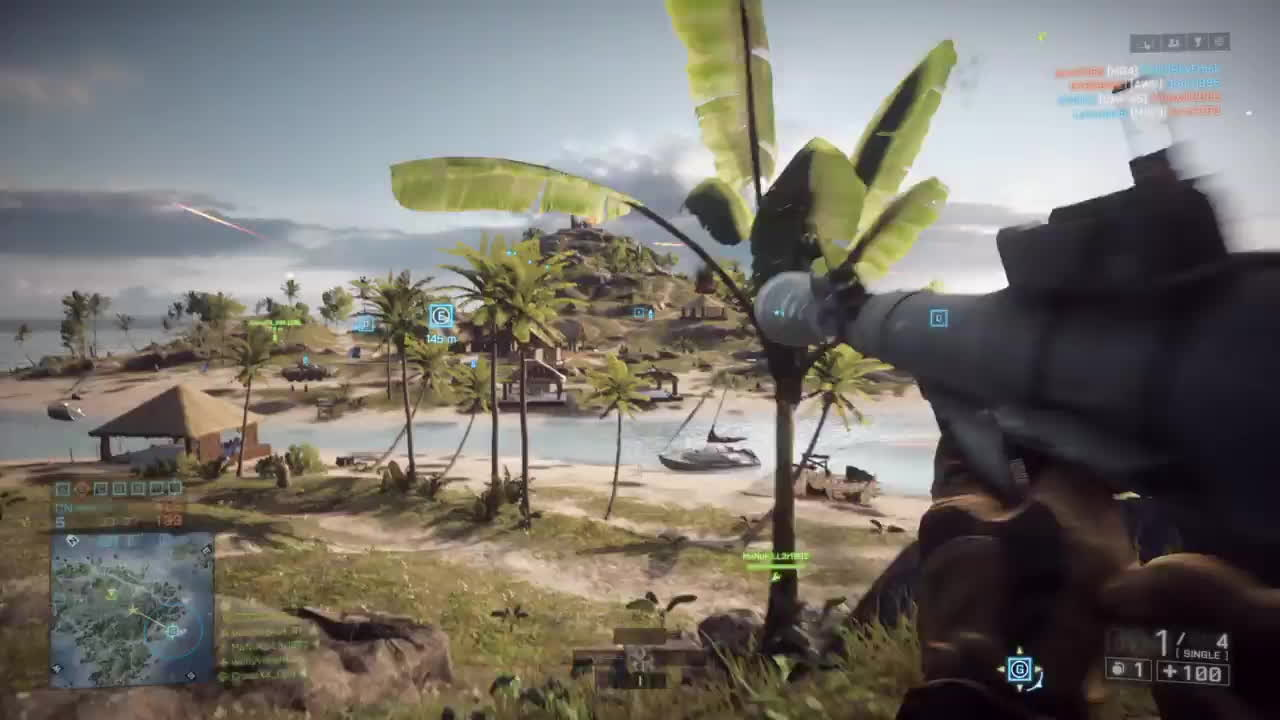 playstation 4, ps4share, sony interactive entertainment, Battlefield 4™_20160829154900 GIFs