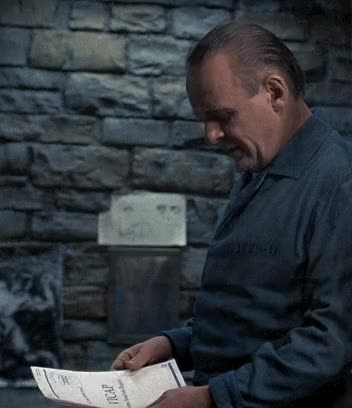 Watch silence of the lambs dr lecter wink sm GIF on Gfycat. Discover more anthony hopkins GIFs on Gfycat