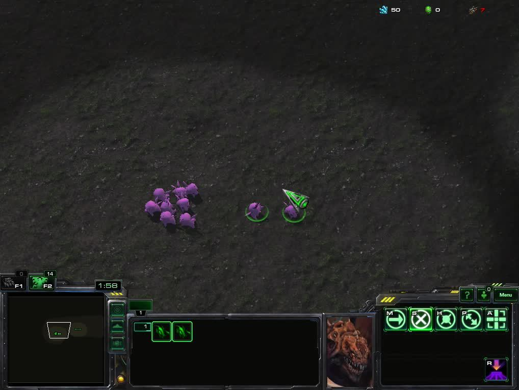 SC 2 Editor Blizzards Official Carbot Zergling Model Reddit