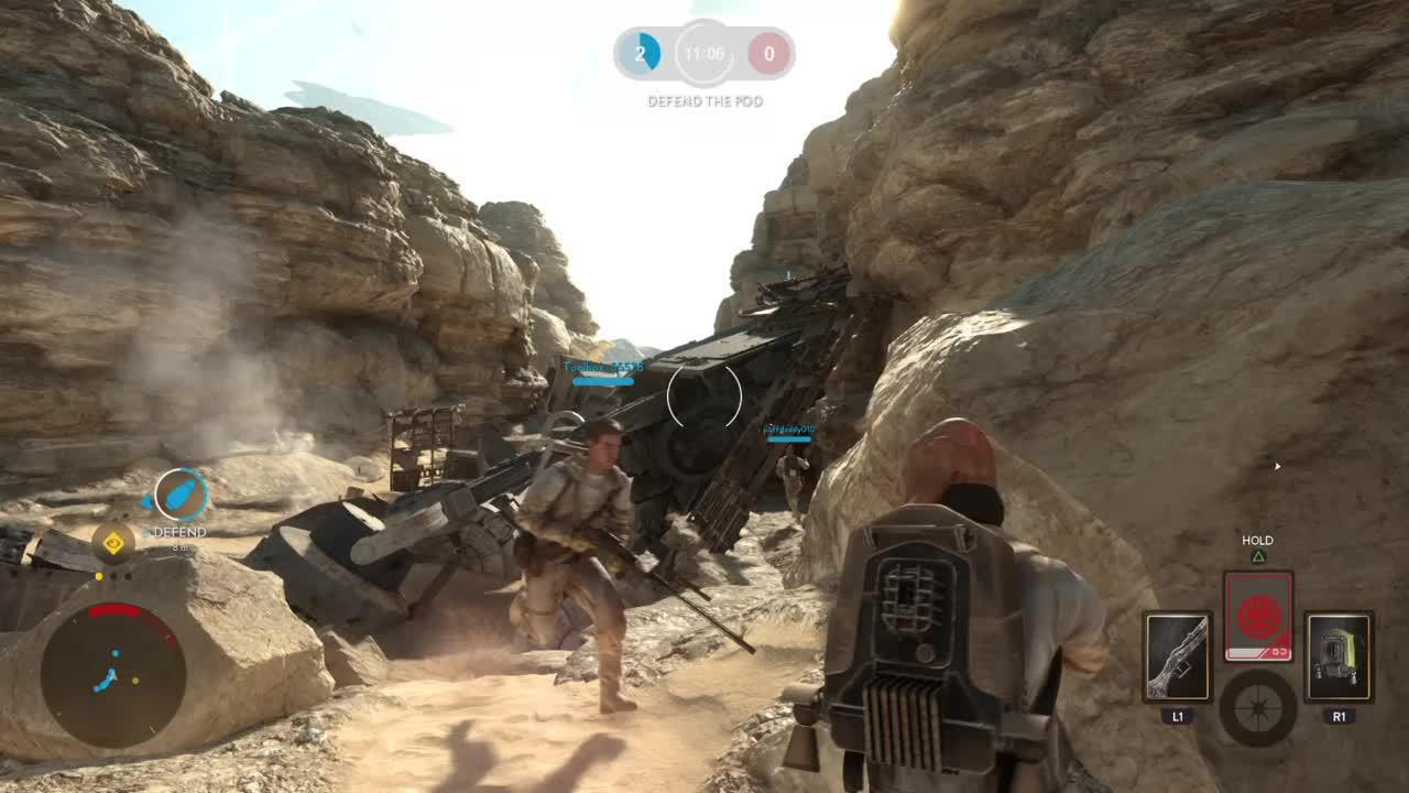 starwarsbattlefront, Untitled GIFs