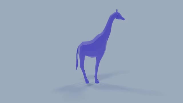 Watch and share Blender GIFs and Giraffe GIFs on Gfycat