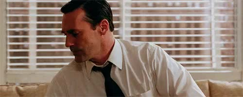 Watch and share Peggy Olson GIFs and Don Draper GIFs on Gfycat