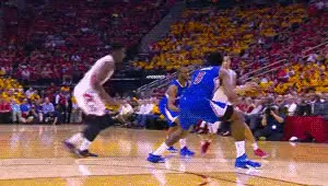 Watch and share Houston Rockets GIFs and 2015 Playoffs GIFs on Gfycat
