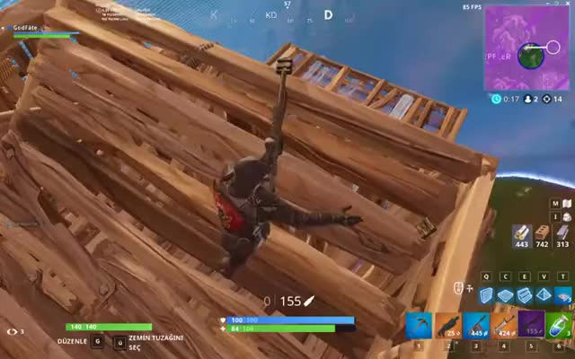 Watch and share Fortnite GIFs by rainbowcat on Gfycat