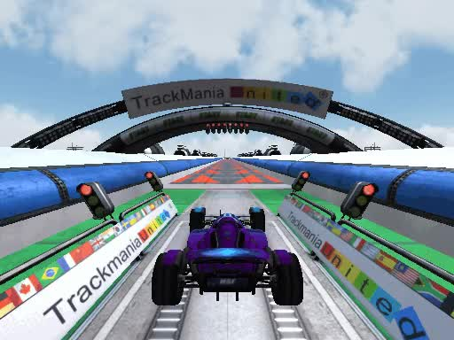 Watch and share Trackmania GIFs by wikipavetm on Gfycat