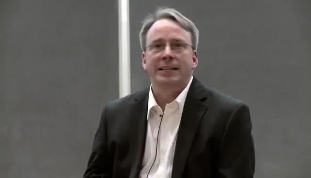 Linus Torvalds, nvidia, nVidia FU*K YOU! GIFs