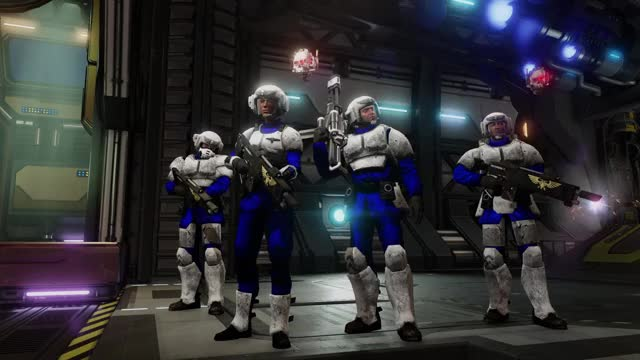 Watch and share Imperial Guard GIFs and Xcom 2 GIFs by Alexander452 on Gfycat