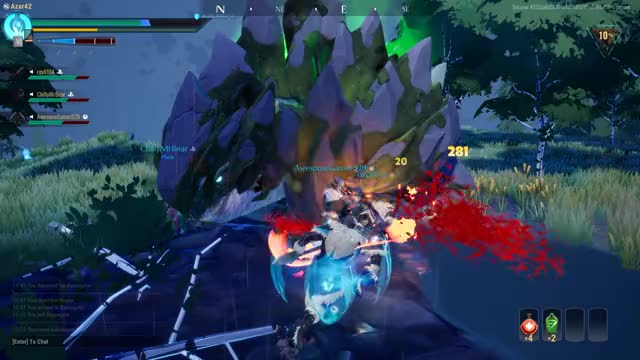 It's hard to find much of a reason to play Dauntless over Monster