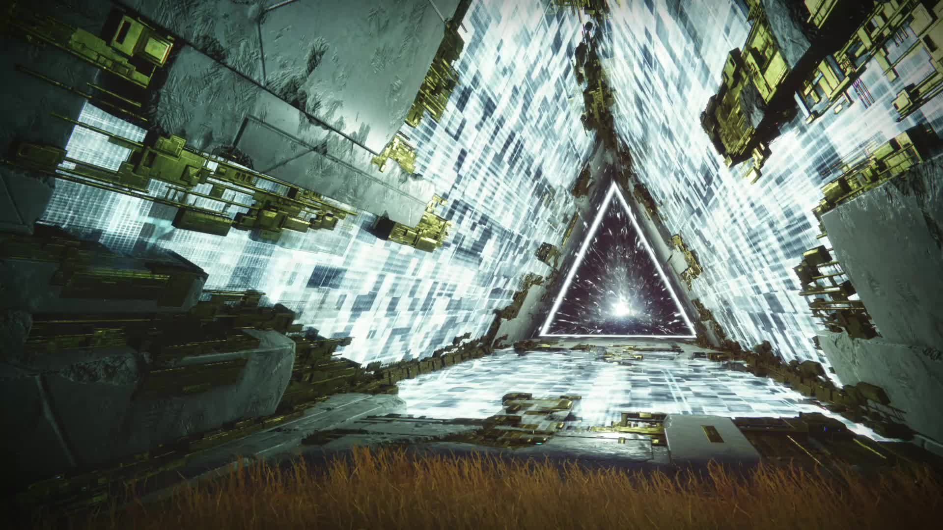 Destiny2, TheMightyPoi, gamer dvr, xbox, xbox one, Vex Portal Loop GIFs