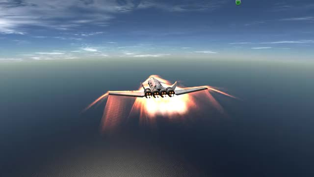 Watch and share I Think That At Mach 4, Traveling At Low Altitudes May Be A Bit Unpleasant. GIFs on Gfycat