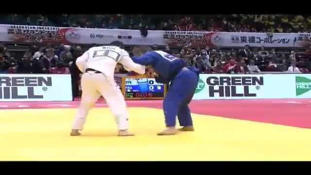 60 kg (35) *  KITADAI, Felipe (BRA) - PAISCHER, Ludwig (AUT) * Judo G.S./ Tokyo 2015