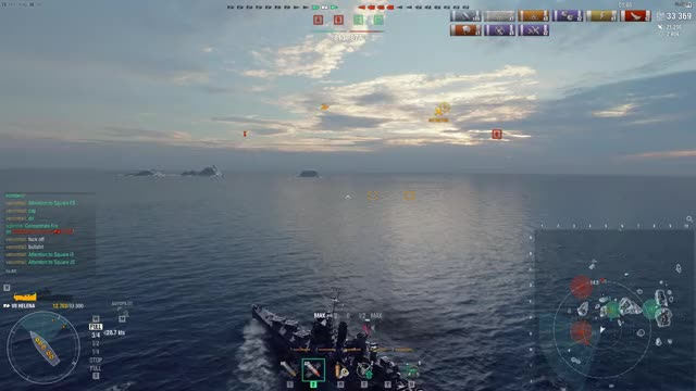 Watch and share World Of Warships GIFs and Broken Game GIFs by venomtail on Gfycat