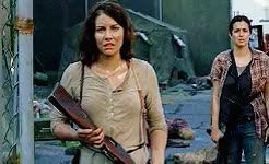Watch and share The Walking Dead GIFs and Maggie Greene GIFs on Gfycat