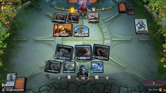 Watch Weird Interaction GIF by KingNothing2000 (@kingnothing2000) on Gfycat. Discover more Gaming, MTG Arena, Magic: The Gathering, Magic: The Gathering Arena, kingnothing2000 GIFs on Gfycat
