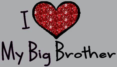 Watch and share Brother Quote For Orkut Love My Big Brother GIFs on Gfycat