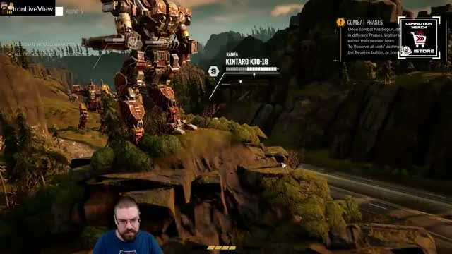 Watch and share Cohhcarnage GIFs and Battletech GIFs on Gfycat