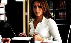 Watch and share Meghan Markle GIFs and Rachel Zane GIFs on Gfycat