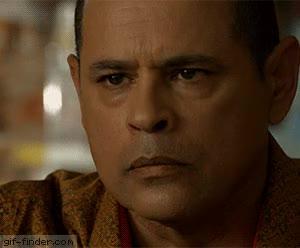 Watch and share Better Call Saul Raymond Cruz Tuco Salamanca Look Reactions GIFs on Gfycat