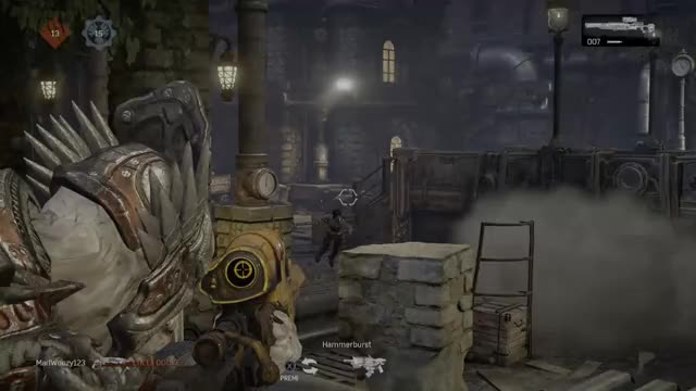 Watch and share Gearsofwar4 GIFs and Ravellron78 GIFs by Gamer DVR on Gfycat