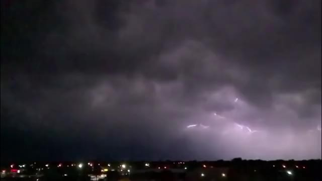 Watch Anvil Crawlers Over Norman, Oklahoma GIF by Jackson3OH3 (@jackson3oh3) on Gfycat. Discover more news, storyful, viral GIFs on Gfycat