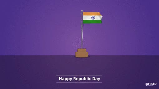 Watch and share 21 Awesome Republic Day Creative Visuals, GIFs on Gfycat
