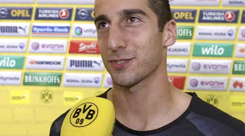 Watch and share Borussia Dortmund GIFs and Henrik Mkhitaryan GIFs on Gfycat