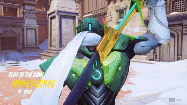 Watch and share Animefunny GIFs and Overwatch GIFs on Gfycat
