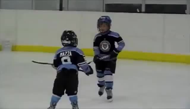 Watch and share Kid Hockey GIFs on Gfycat