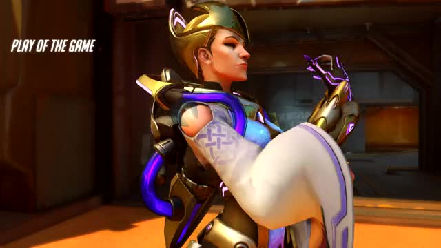 Watch My Will Becomes Real GIF by JDANGEROUSLY (@jdangerously) on Gfycat. Discover more Moira, POTG, overwatch, play of the game GIFs on Gfycat