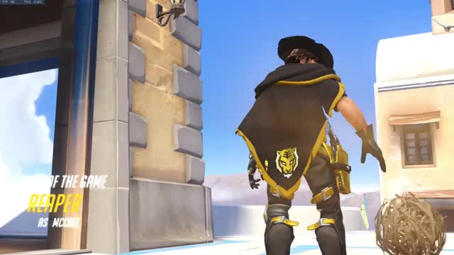 Watch 2018-01-16 18-49-31 GIF by Reaper (@reaper1234567) on Gfycat. Discover more Deadeye, Gamesave, Mccree, Overwatch GIFs on Gfycat