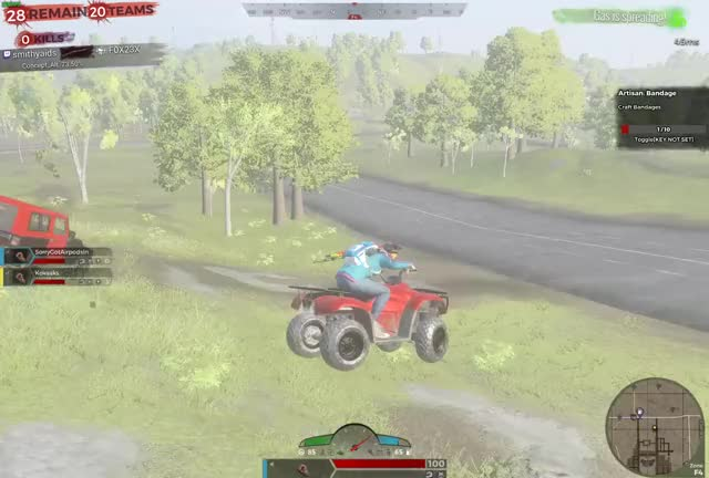Watch and share H1Z1 King Of The Kill 2019.03.08 - 23.29.42.17.DVR Trim GIFs on Gfycat