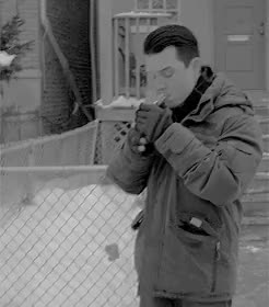 Watch and share Mickey Milkovich GIFs and Shameless Us GIFs on Gfycat