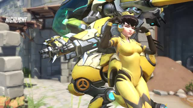 Watch and share Overwatch GIFs by paturos on Gfycat