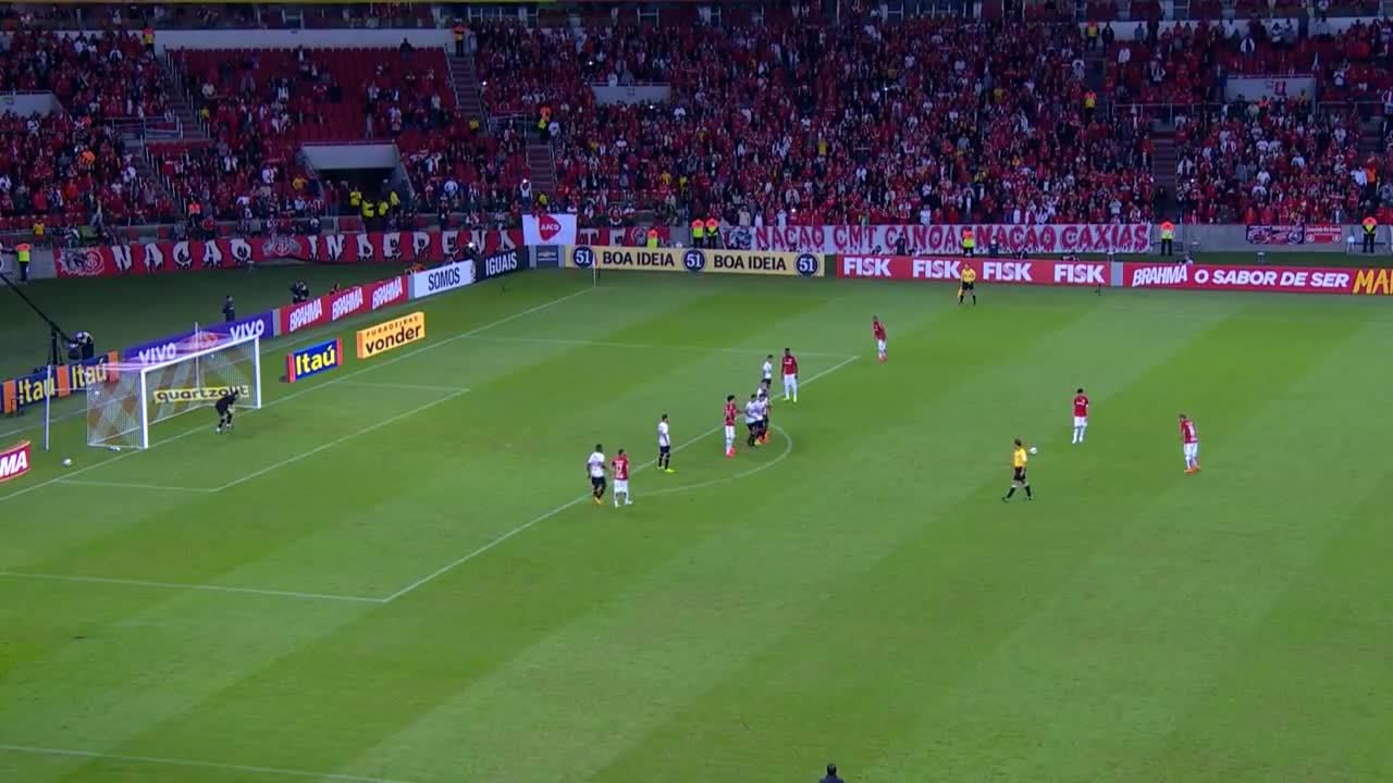 soccergifs, Save by Rogeiro Ceni against Internacional. (reddit) GIFs