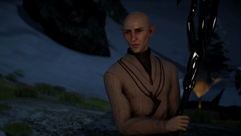 dragonage, [Small Spoilers] For those wondering why you can't swim! (reddit) GIFs